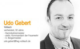 Udo Gebert